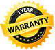 One Year Warranty,30 Days Money-Back Guarantee