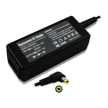 40W MSI X410-006UK X410-010UA AC Adapter Charger Power Cord