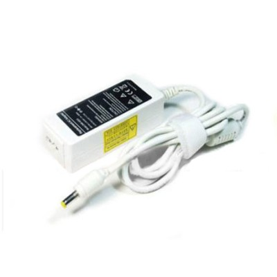 White 30W Acer Aspire One AOD255-2990 AOD255-2BQKK AC Adapter Charger