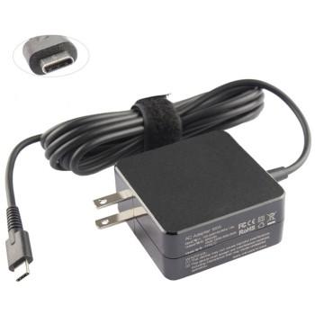 65W Lenovo Yoga Chromebook C630 USB-C Power Adapter Charger