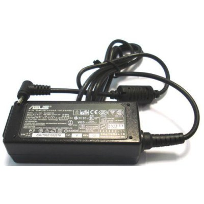 40W Asus Eee PC 1018P-BLK076S AC Adapter Charger Power Cord
