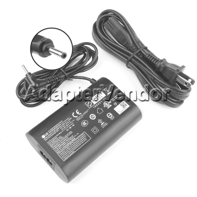 Original 48W LG Gram 17Z990-R AAS8U1 AC Adapter Charger