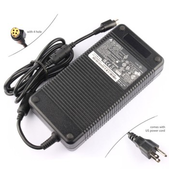 330W Original EON17-X NS-17 Power AC Adapter Charger + Cord