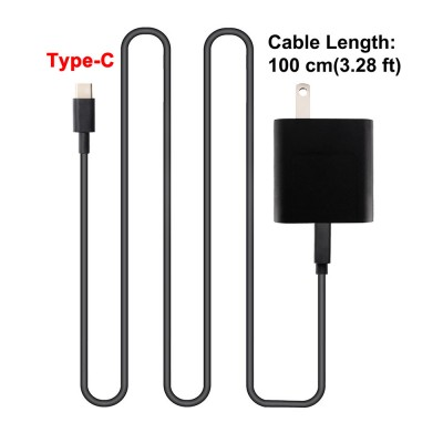 10W Lenovo Tab 4 8 Plus AC Adapter Charger + Free USB Type-C Cable