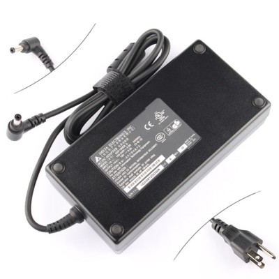 180W Original MSI GE62VR 7RF-480XFR AC Adapter Charger