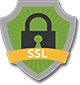 100% SSL Secure - Protect your information - Secure by COMODO